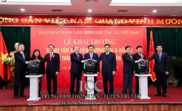 The inauguration of the VCA's Investment and Trade Promotion Center and its e-Portal new version