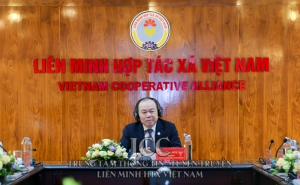 "SPEECH OF DR. NGUYEN NGOC BAO, PRESIDENT OF VCA AT THE WEBINAR ON ""POST COVID-19 RESPONSE OF COOPERATIVES IN ASIA-PACIFIC"""
