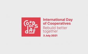 Message from the President: 2021 International Day of Cooperatives