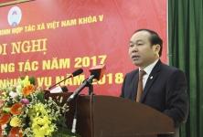 Ngày HTX Việt Nam 11.4 - Chủ tịch Liên minh HTX Việt Nam đọc diễn văn khai mạc