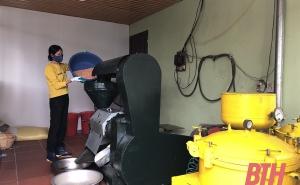 Xây dựng thương hiệu cho sản phẩm nông nghiệp Hà Trung