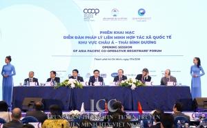 Hợp tác quốc tế của hệ thống Liên minh HTX Việt Nam trong giai đoạn 2016- 2020