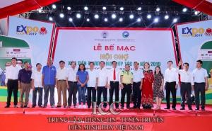 Hội chợ Xúc tiến thương mại HTX năm 2019 kết nối 196 bản thương thảo, hợp tác và giao thương