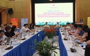 Họp báo hội nghị toàn quốc tổng kết 15 năm thực hiện Nghị quyết Trung ương về KTTT & Diễn đàn kinh tế hợp tác, HTX năm 2019
