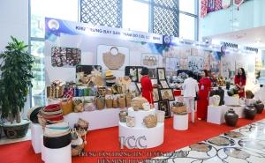 VCA tổ chức trưng bày, giới thiệu sản phẩm tiêu biểu HTX tại HN toàn quốc tổng kết 15 năm thực hiện NQ 13