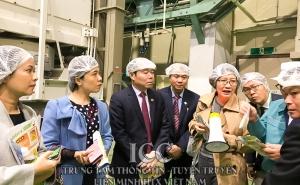 Việt Nam tìm hiểu áp dụng một số mô hình Hợp tác xã của Nhật Bản