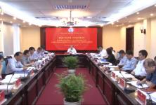 Chủ tịch Nguyễn Ngọc Bảo chủ trì Hội nghị giao ban tháng 03 và triển khai công tác tháng 4