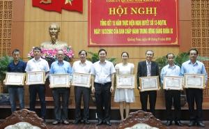 Quảng Nam: Phát triển, nâng chất kinh tế tập thể