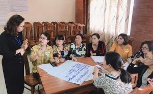 SNV hỗ trợ tập huấn: Tiếp cận và quản lý nguồn vốn cho các HTX/DN do nữ làm lãnh đạo, quản lý
