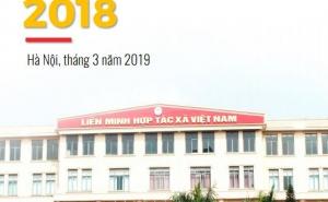Báo cáo thường niên Liên minh HTX Việt Nam 2018