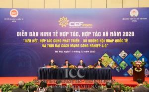 Diễn đàn kinh tế hợp tác, hợp tác xã năm 2021 sẽ được tổ chức trong quý III