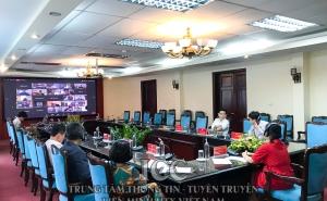 VCA tham dự lễ Kỷ niệm 60 năm thành lập Liên minh HTX Quốc tế Khu vực Châu Á - Thái Bình Dương