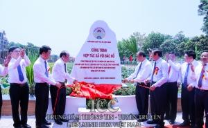 Thủ tướng Nguyễn Xuân Phúc tham dự Lễ khánh thành