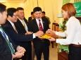 Đồng chí Bùi Quang Tùng tái đắc cử Chủ tịch Liên minh HTX tỉnh Lâm Đồng