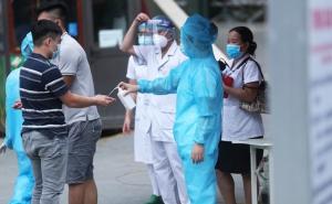 Việt Nam ghi nhận 1.007 ca mắc Covid-19, còn hơn 100 nghìn người cách ly