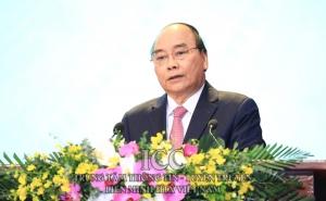 Thủ tướng Nguyễn Xuân Phúc dự và chỉ đạo Đại hội Đại biểu toàn quốc Liên minh HTX Việt Nam lần thứ VI, nhiệm kỳ 2020 – 2025.