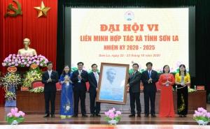 Đại Hội Liên minh Hợp tác xã tỉnh Sơn La lần thứ VI thành công tốt đẹp