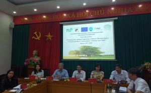 Đề xuất các giải pháp hỗ trợ các cơ sở sản xuất nông, lâm nghiệp quy mô nhỏ giảm thiểu rủi ro do biến đổi khí hậu và đại dịch Covid-19