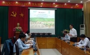 Xây dựng Kế hoạch chiến lược của Liên minh Hợp tác xã Việt Nam về phát triển kinh tế hợp tác, hợp tác xã trong lĩnh vực lâm nghiệp giai đoạn 2020- 2030