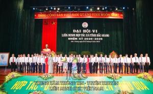 Nghị quyết Đại hội VI Liên minh Hợp tác xã tỉnh Bắc Giang nhiệm kỳ 2020 - 2025