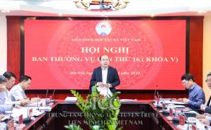 Tập trung đóng góp ý kiến các nội dung chuẩn bị Đại hội VI- Liên minh HTX Việt Nam