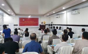 Tập huấn kỹ năng kinh doanh và tiếp cận thị trường cho HTX tại Kiên Giang