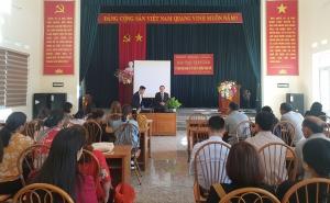 Đào tạo, tập huấn kỹ năng kinh doanh và tiếp cận thị trường trong nước cho các hợp tác xã