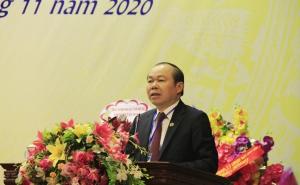 Đại hội Liên minh HTX tỉnh Hà Giang lần thứ V, nhiệm kỳ 2020 - 2025