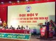 Chủ tịch Nguyễn Ngọc Bảo tham dự Đại hội Liên minh HTX tỉnh Thừa Thiên Huế