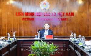 VCA tham dự Hội nghị trực tuyến Đại hội đồng Liên minh Hợp tác xã quốc tế (ICA)