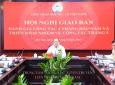 Chủ tịch Nguyễn Ngọc Bảo chủ trì hội nghị giao ban đánh giá công tác 4 tháng đầu năm và triển khai nhiệm vụ công tác tháng 5