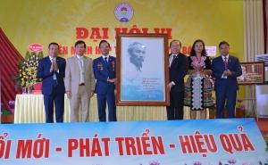 Chủ tịch Nguyễn Ngọc Bảo tham dự Đại hội Liên minh HTX tỉnh Yên Bái nhiệm kỳ 2020 – 2025