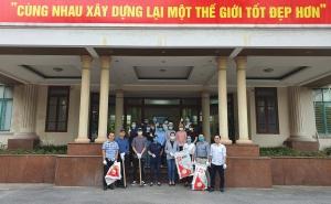 Đoàn thanh niên Liên minh Hợp tác xã Việt Nam ra quân chào mừng ngày hợp tác xã quốc tế