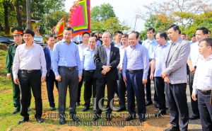 Liên minh Hợp tác xã Việt Nam hỗ trợ xã Thạch Yên, huyện Cao Phong, tỉnh Hòa Bình phát triển kinh tế- xã hội