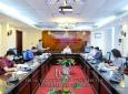 Chủ tịch Nguyễn Ngọc Bảo chủ trì Hội đồng tuyển dụng Phó Giám đốc Thông tin – Tuyên truyền