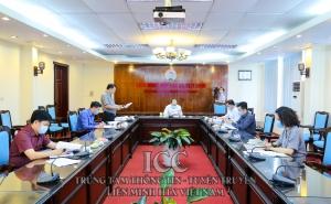 Chủ tịch Nguyễn Ngọc Bảo chủ trì Hội đồng tuyển dụng Phó Giám đốc Trung tâm Thông tin – Tuyên truyền