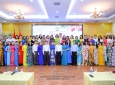 Phóng sự ảnh: Chúc mừng  Ngày Phụ nữ Việt Nam 20/10 và Trao giải Cuộc thi ảnh
