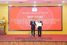 Hội nghị cán bộ viên chức người lao động và hội nghị tổng kết công tác tổ chức Đại hội đại biểu toàn quốc Liên minh HTX Việt Nam
