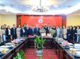 Chủ tịch Nguyễn Ngọc Bảo dự hội nghị Tổng kết công tác năm 2020 Trường Bồi dưỡng cán bộ