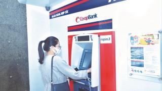 Ngân hàng Hợp tác xã mở rộng thanh toán không dùng tiền mặt