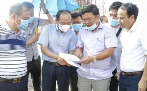 Liên minh hợp tác xã Việt Nam làm việc tại Ninh Hòa (Khánh Hòa)