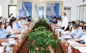 Chủ tịch Nguyễn Ngọc Bảo làm việc với UNBD tỉnh Khánh Hòa về phát triển KTTT, HTX