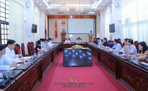 Liên minh HTX VIệt Nam làm việc với UBND tỉnh Ninh Bình về phát triển KTTT, HTX