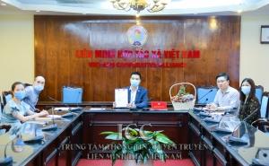 VCA: Hợp tác hỗ trợ Chuyển đổi số, kết nối tiêu thụ nông sản cho doanh nghiệp nhỏ và vừa, hợp tác xã, hộ kinh doanh về nông nghiệp tại Việt Nam