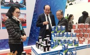 Hướng đi bền vững của HTX hóa dược và dược liệu Uyên Thuận