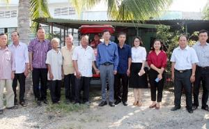 Hậu Giang: Tổng kết mô hình hợp tác xã gắn với chuỗi giá trị lúa gạo hữu cơ