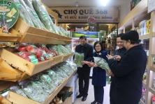 Khai trương cửa hàng Nông sản an toàn chợ quê 368