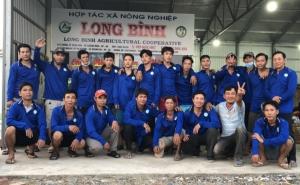 An Giang: Hợp tác xã nông nghiệp Long Bình nỗ lực cho sự phát triển bền vững