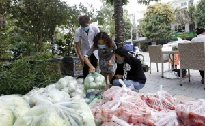 Liên minh HTX Việt Nam: Ít nhất 10 điểm bán hàng nông sản với tiêu chí hỗ trợ không lợi nhuận