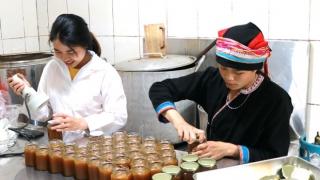Hà Giang: HTX Cộng đồng Nặm Đăm phát triển sản phẩm OCOP gắn với du lịch